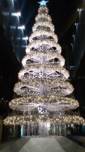 1011クリスマスツリー①
