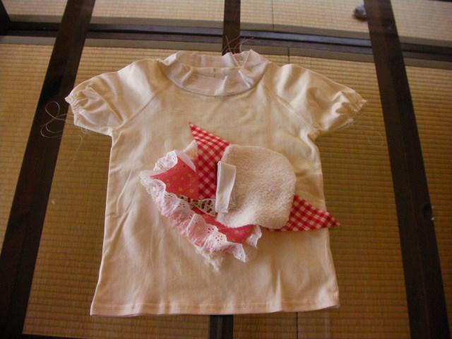 蓮奈のTシャツ2