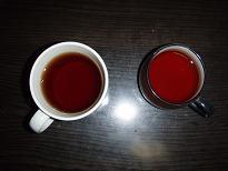 紅茶で比較
