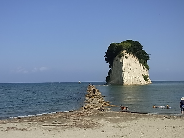 120801見附島 (1)