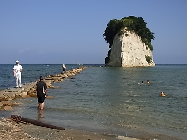 120801見附島 (3)