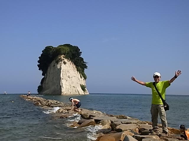 120801見附島 (4)
