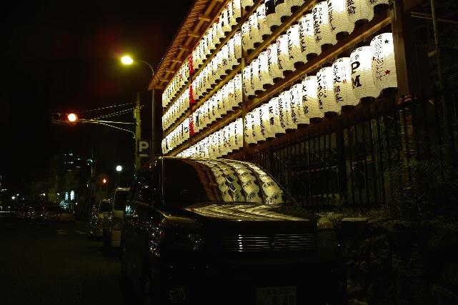 ちょうちん&ボックスカー-2