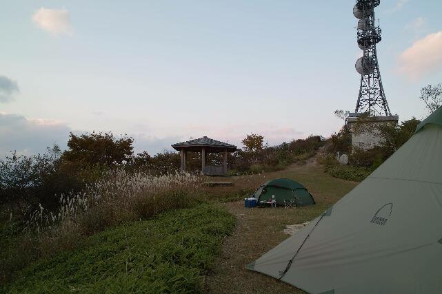 オリガミ&いずみさんテント