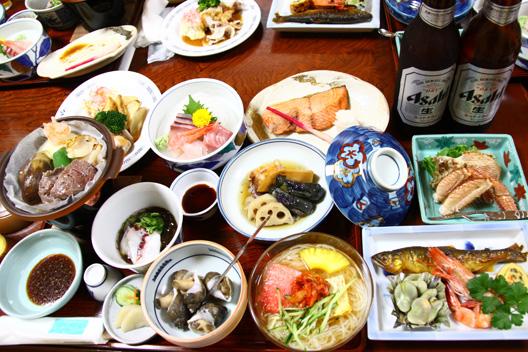 いそべ食堂 コース料理