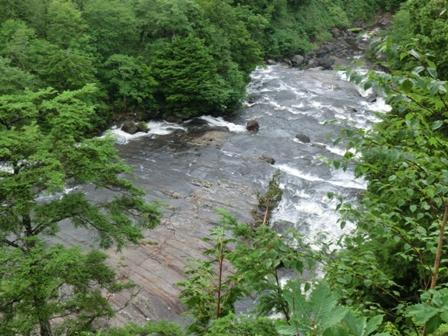 ⑦平滑の滝2