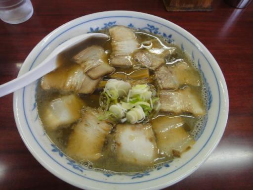 コク煮干(チャーシュートッピング)
