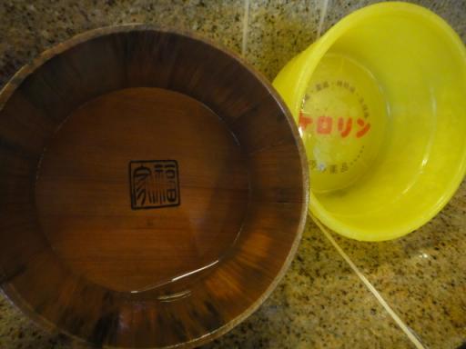 オリジナル木桶