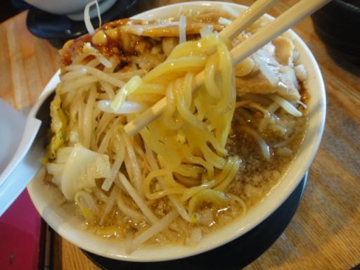 麺引き上げ