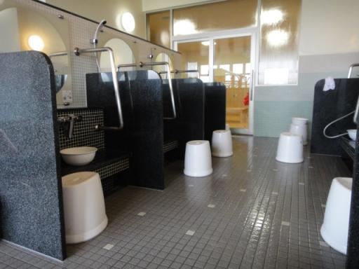 洗い場はセパレート