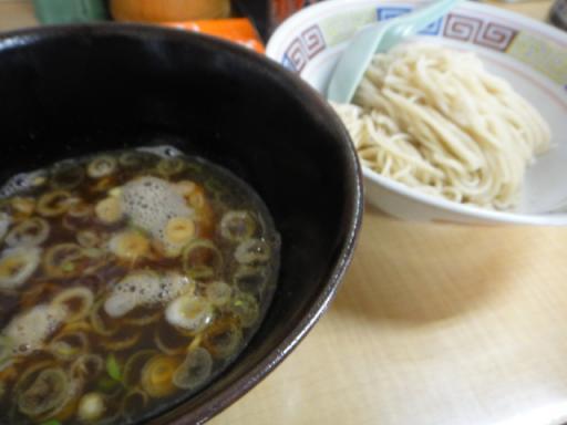 煮干つけ麺