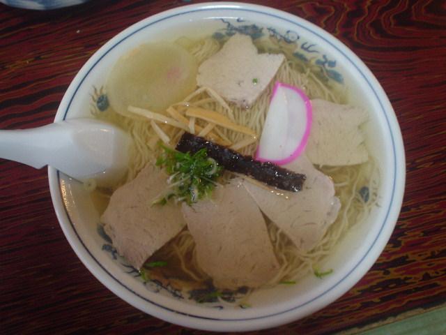 チャーシュー麺(大盛り)