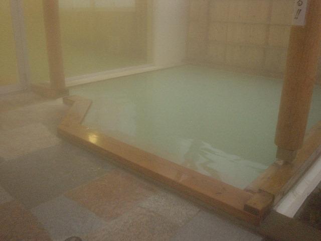 大浴場露天