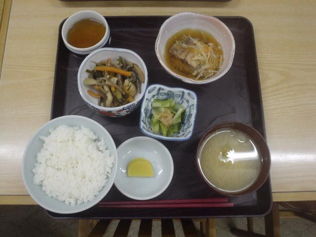 自炊部夕食