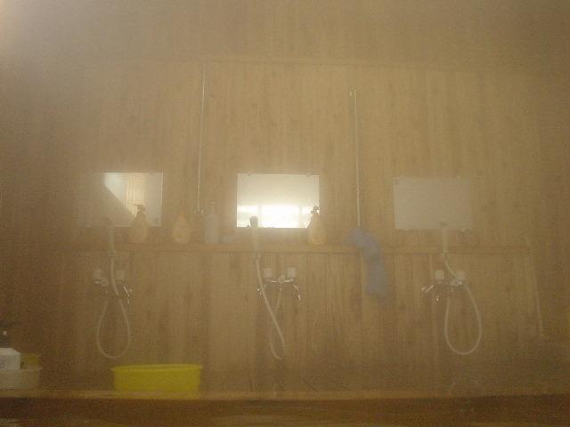 洗い場も広くなりました