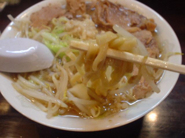 自家製太平麺