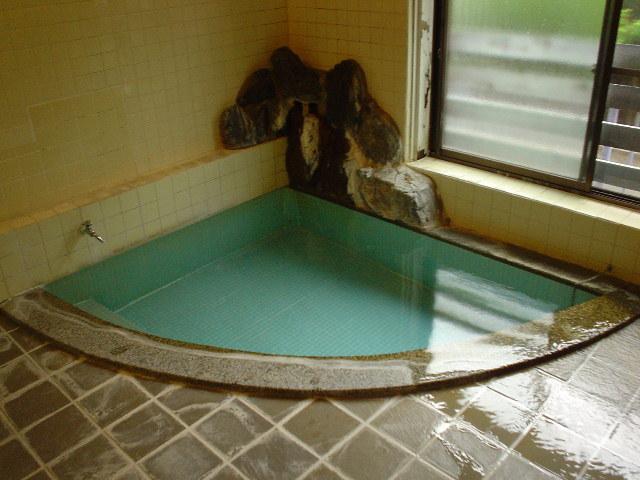 菊水荘内湯