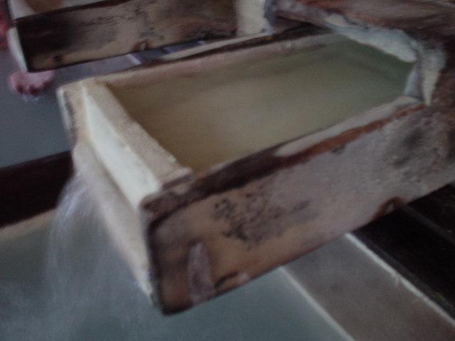 調節可能な湯口
