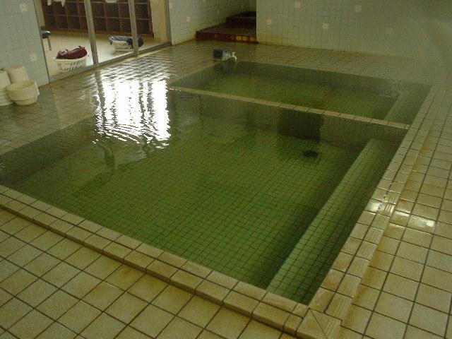 平川温泉内湯