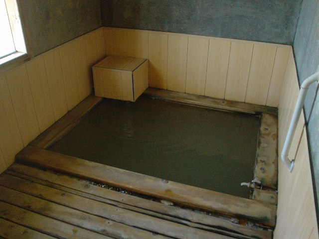 ちいさな浴槽