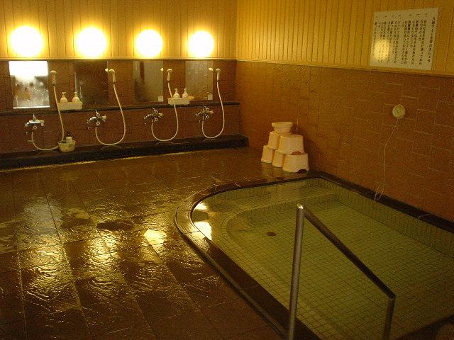 キレイな浴室です