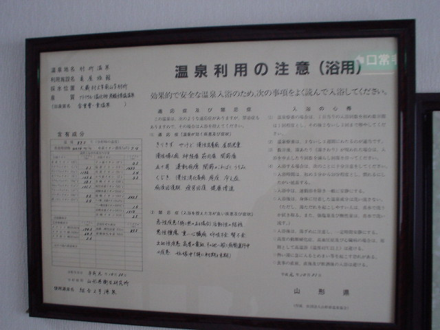 亀屋新館分析表