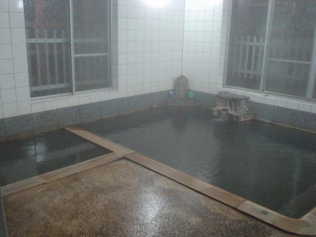 亀屋旅館内湯(混浴浴室)