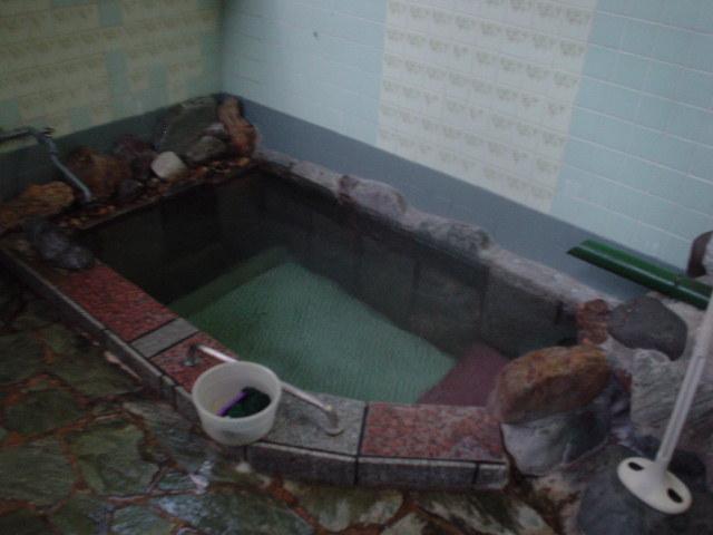 深い浴槽46℃