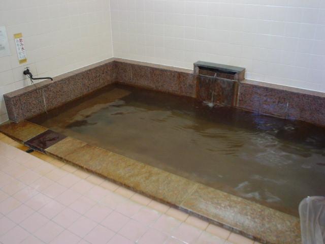 アブラ臭が香る素敵な浴室