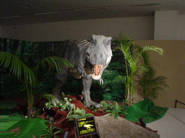 恐竜博物展