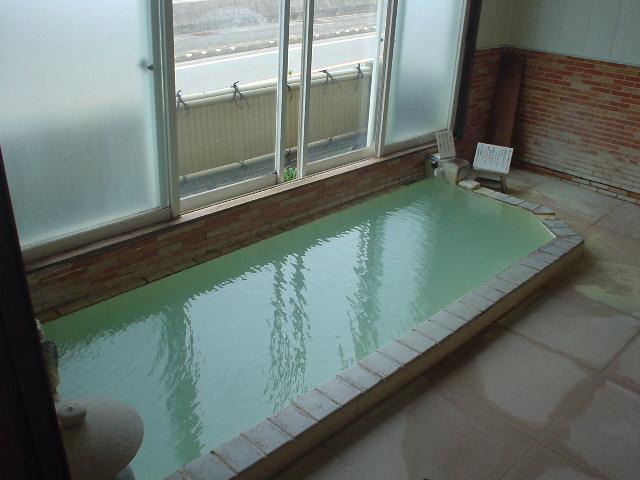 長方形浴槽