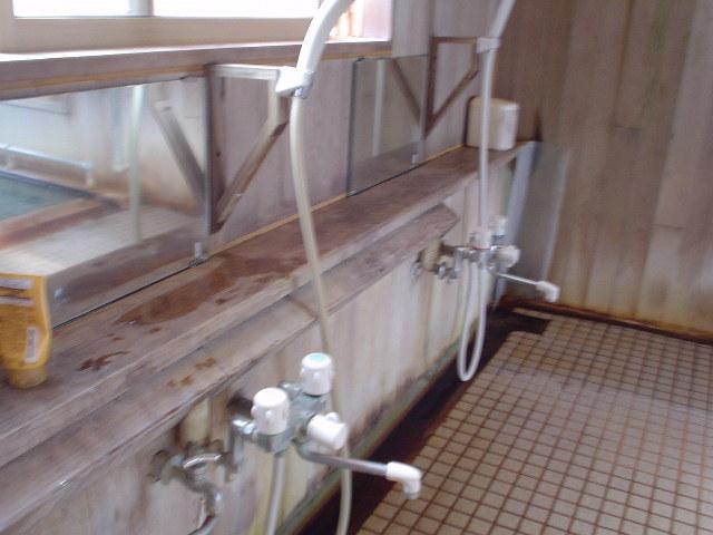 浴室はオサレ♪