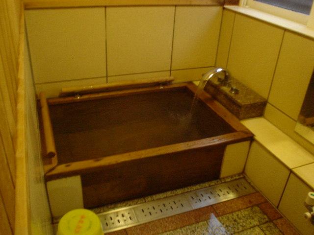 やっぱり落ち着く家族風呂です!