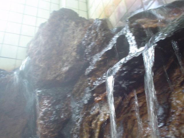 ラジウム鉱石湯口