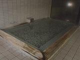 木枠の内湯