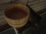 まーまーさんの木桶