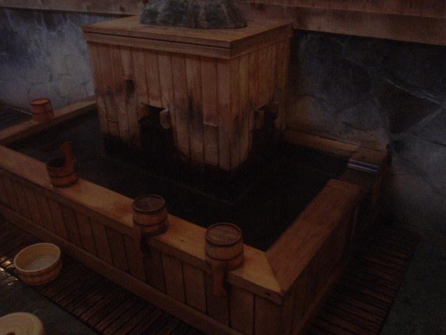 泉響洗い場