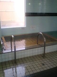 木曽檜浴槽