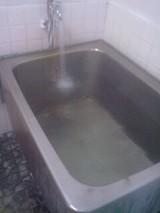 ヒバ湯水風呂