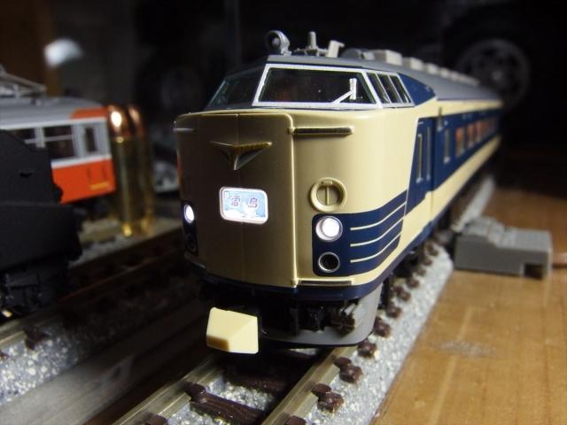 TOMIX 583 ヘッドライト