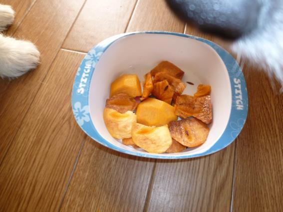 柿の出来は(5)