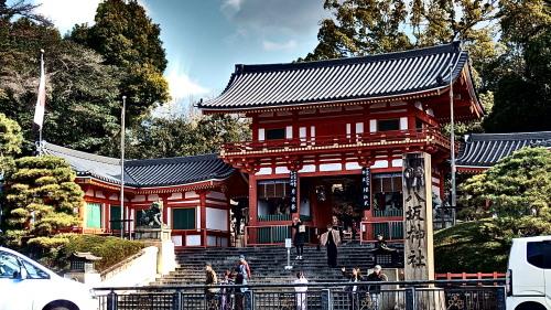 ドラマチックトーンが映える京都。