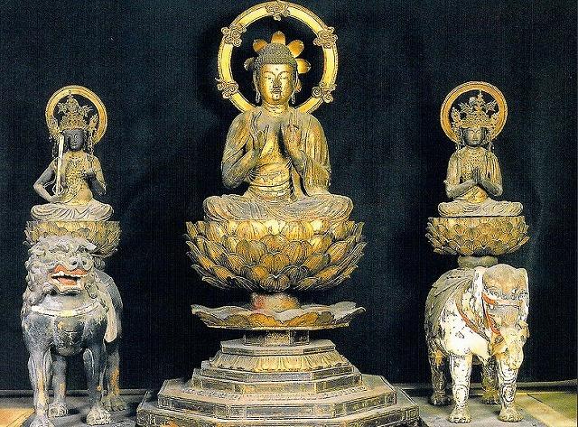 願興寺 釈迦