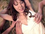 【無修正】波多野結衣 性なる儀式に捧げられたEカップ美女!