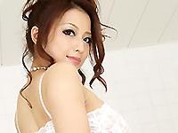 【無修正】【中出し】爆乳ソープ嬢 花井メイサ
