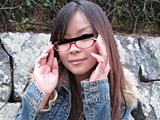 エロスギヲの大人の日記:めがね素人 ~お洒落メガネ汚しちゃってごめんっ!~ 戸田ゆかり