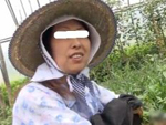 あだるとあだると : 【無修正】農家に嫁いだ五十路妻を農作業中にナンパしてそのまま中出し!森田加代
