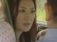 人妻熟女動画:【ヘンリー塚本】「あなたとしたいの」そう言ってタクシー運転手を誘惑する人妻