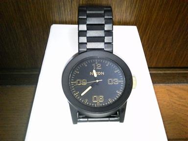 プレゼント時計