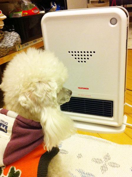 温風ヒーター2
